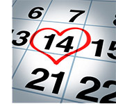 February 14 Calendar, Important Special Education Dates